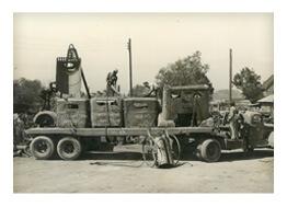 World War II - Texas Iron and Metal